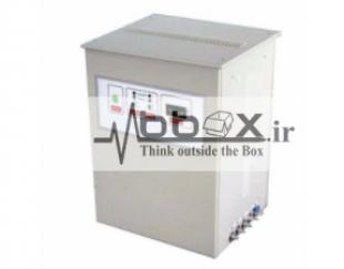 آب مقطرگیری دوبار تقطیر مدل DW3000