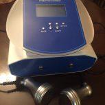 یکدستگاه لیزر cxpl کاکرده و دو دستگاه آراف آکبند